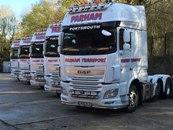 haulage services hampshire, road haulage havant, cargo