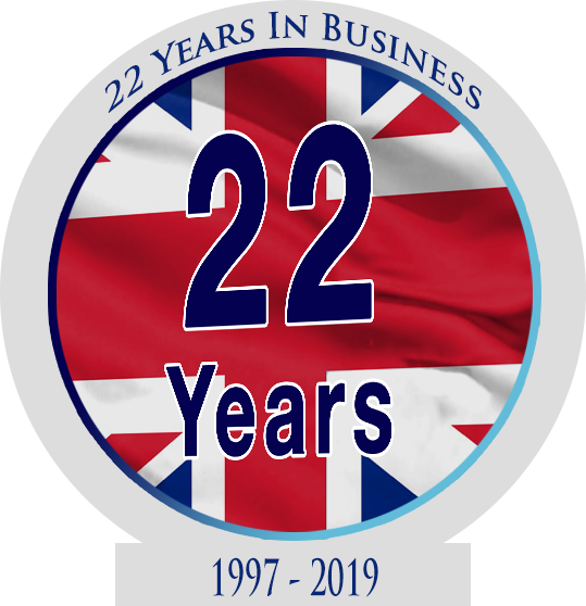 Radikls are very pleased to announce our 22nd anniversary this year