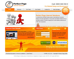 Radikls have expanded their business by purchasing another internet solutions company called Perfect Page
