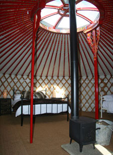 Yurt Success in the First Year by radikls web design dorset