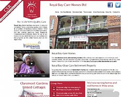Royal Bay's New Website Boosts Traffic by 20% by radikls web design dorset
