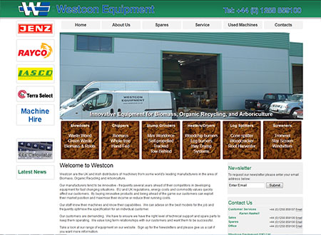 Westcon casestudy cms systems dorset